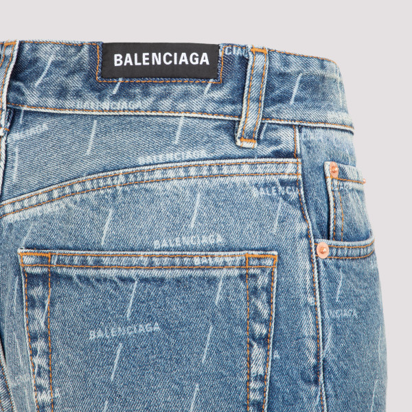 Balenciaga denim