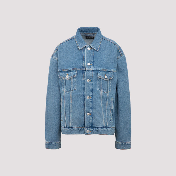 Balenciaga denim jacket