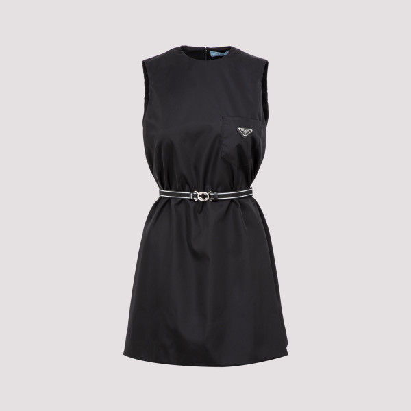 Prada Black Nylon dress