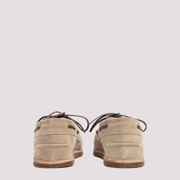 Brunello Cucinelli boat shoes