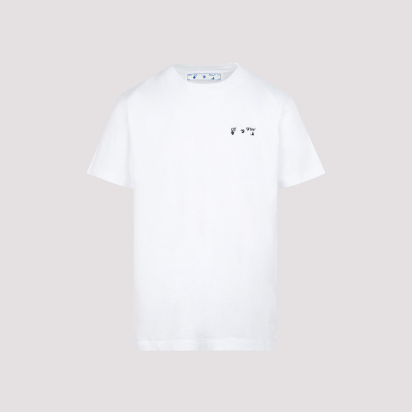 Off-White Logo S/S Slim Tee