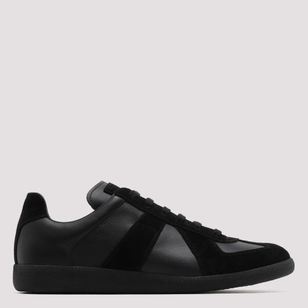 Replica black sneakers