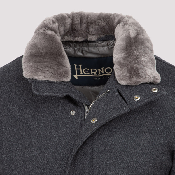 Herno wool carcoat