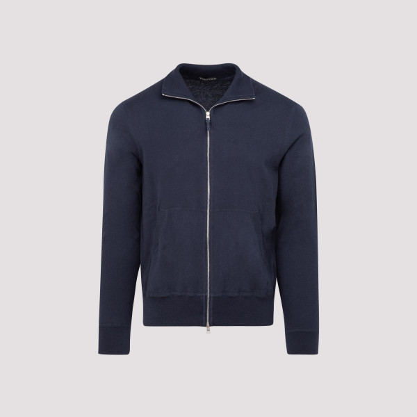 Tom Ford zipped knit sweater