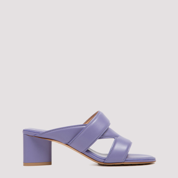 Bottega Veneta crossed sandals