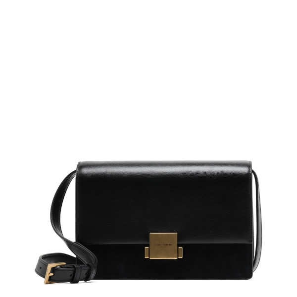Black Medium Bellechasse shoulder bag