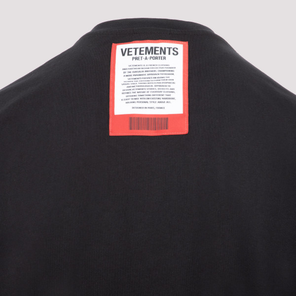 Vetements logo T-shirt