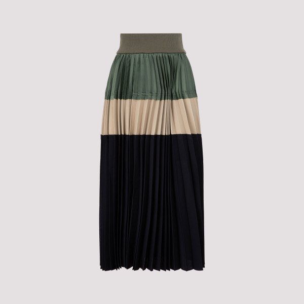 Sacai Suiting Skirt