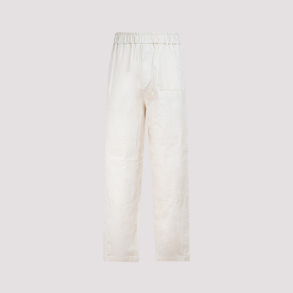 Jil Sander Patches Trousers