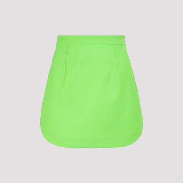 The Attico Mini Skirt