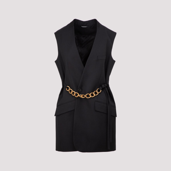 Givenchy Vest with Chain