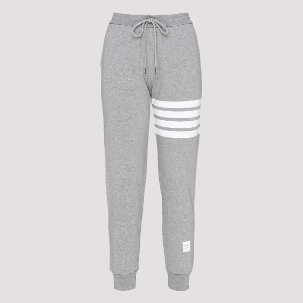 Gray sporty pants