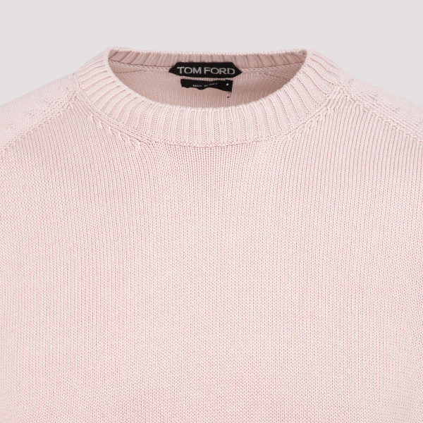 Tom Ford Cotton and Silk Sweater
