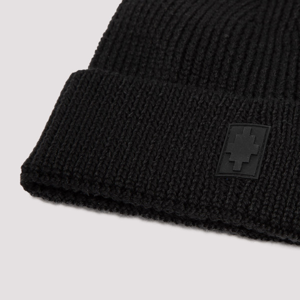 County of Milan Cross Patch Beanie