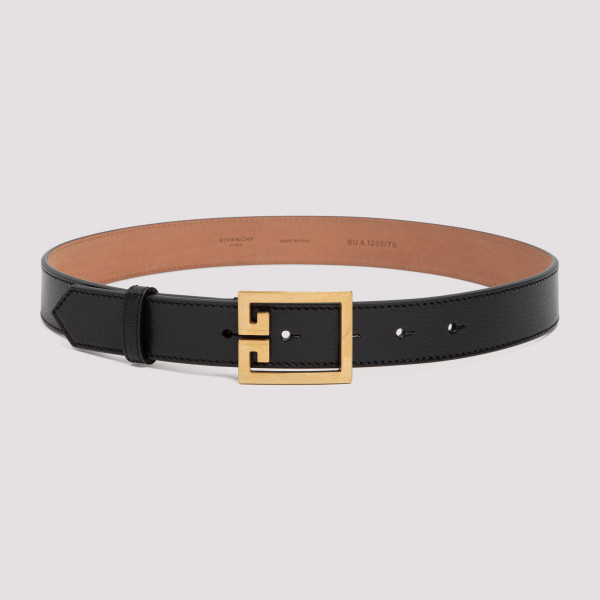 Givenchy GV3 logo buckle belt