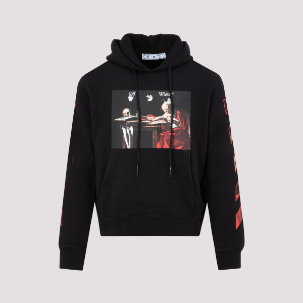 Off-white Off Whit In Black Red