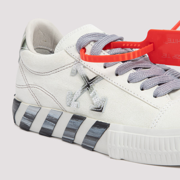Off-White Liquid Melt Low Vulcanizes Sneakers