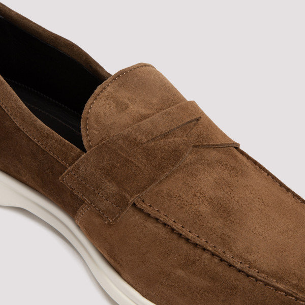Tom Ford Suede Loafers