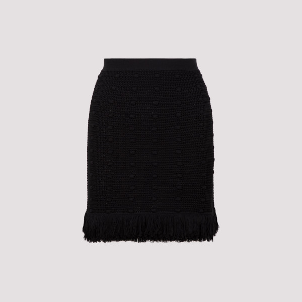 Bottega Veneta knit skirt