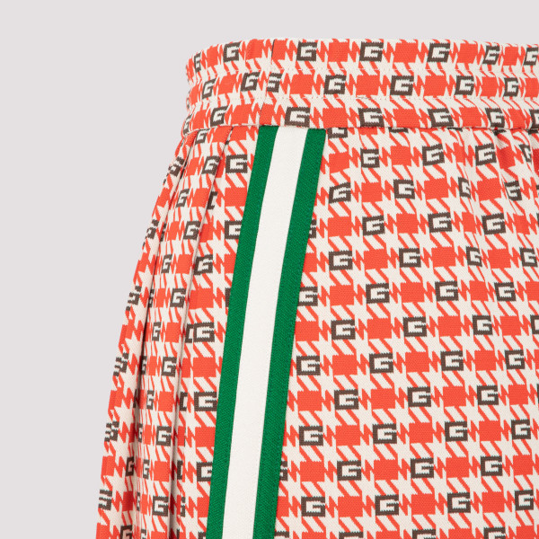 Gucci Geometric Skirt