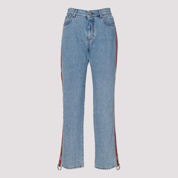 Athletic Stripe jeans