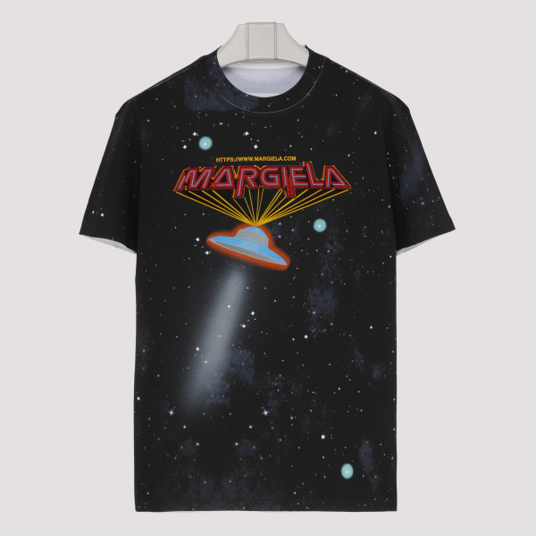 Black Space Logo T-shirt