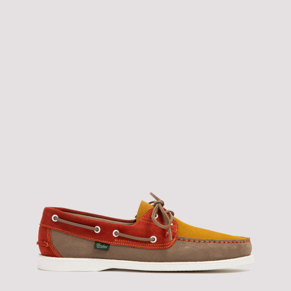 Paraboot Barth Velours Loafers