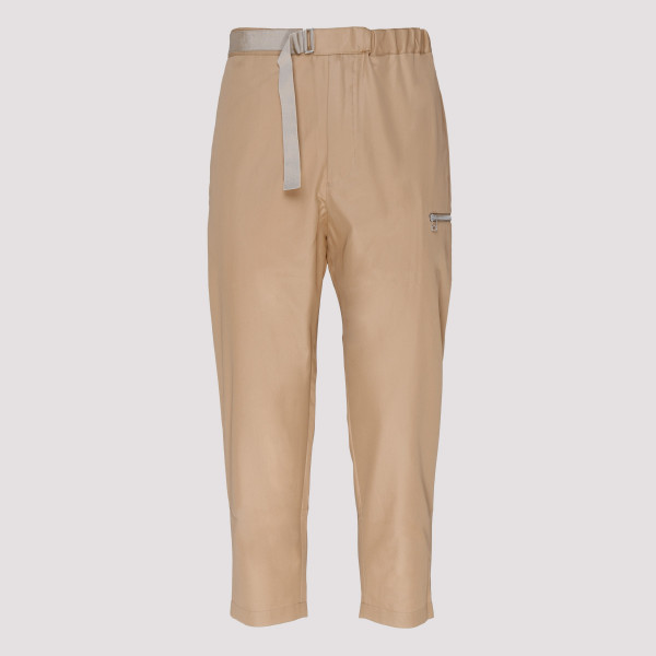 Flight Cotton Crop Trousers