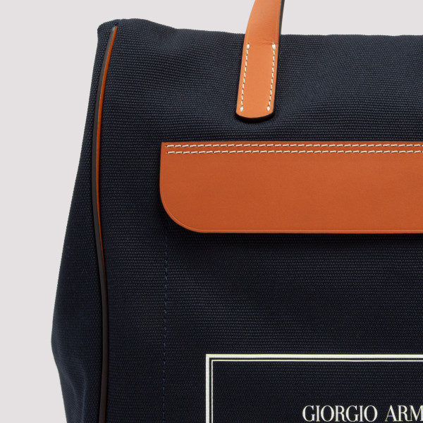 Giorgio Armani Canvas Bag
