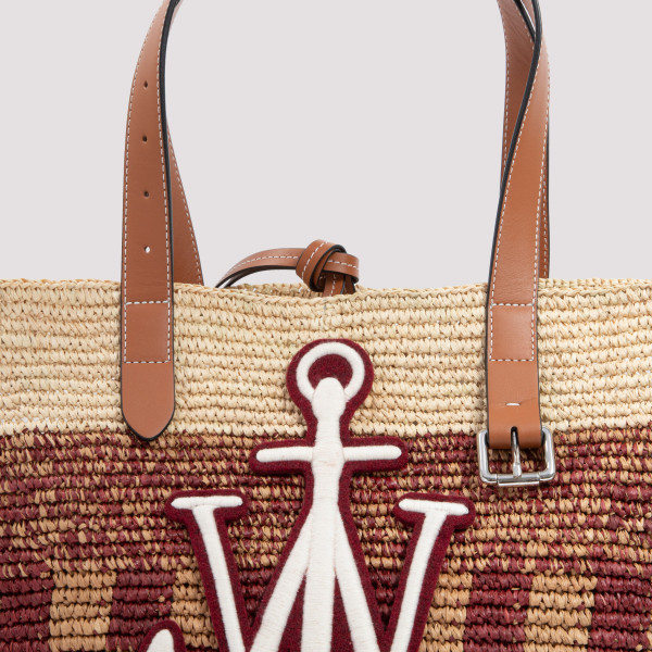 JW Anderson Belt basket tote bag