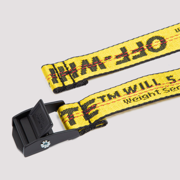 Off White classic mini industrial belt