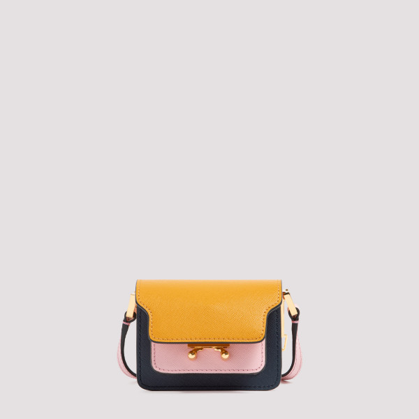 Marni Trunk Nano leather...