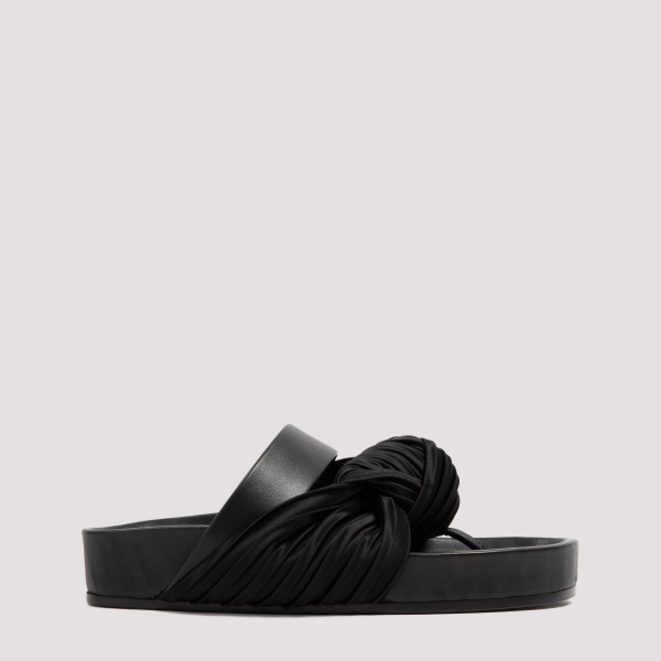 Jil Sander Leather and...