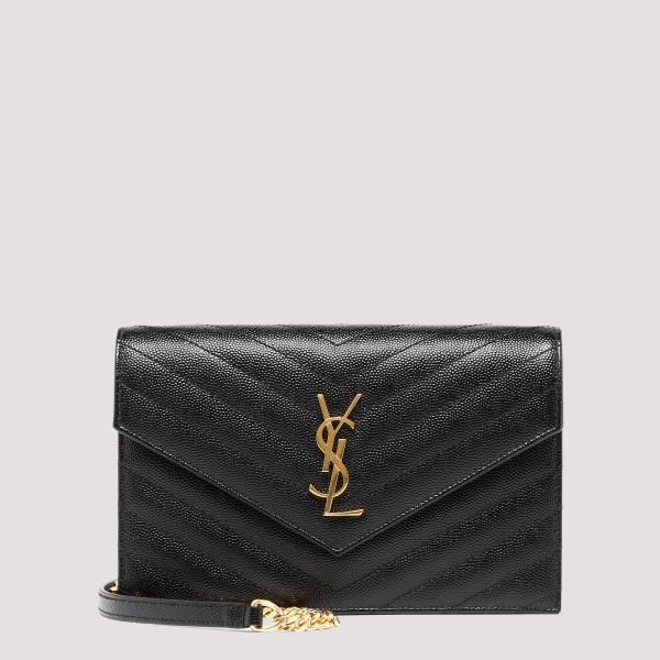 Black leather Envelope...