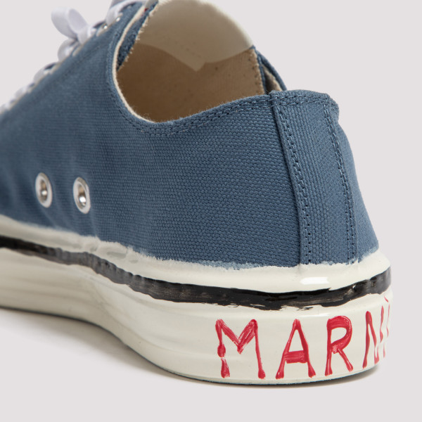 Marni Canvas Sneakers