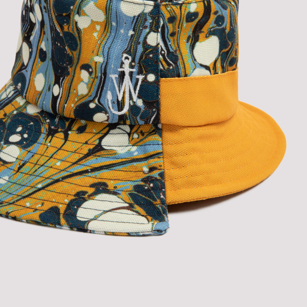 JW Anderson Asymmetric Bucket Hat