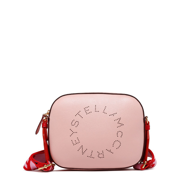 Pink Stella Logo Mini Bag