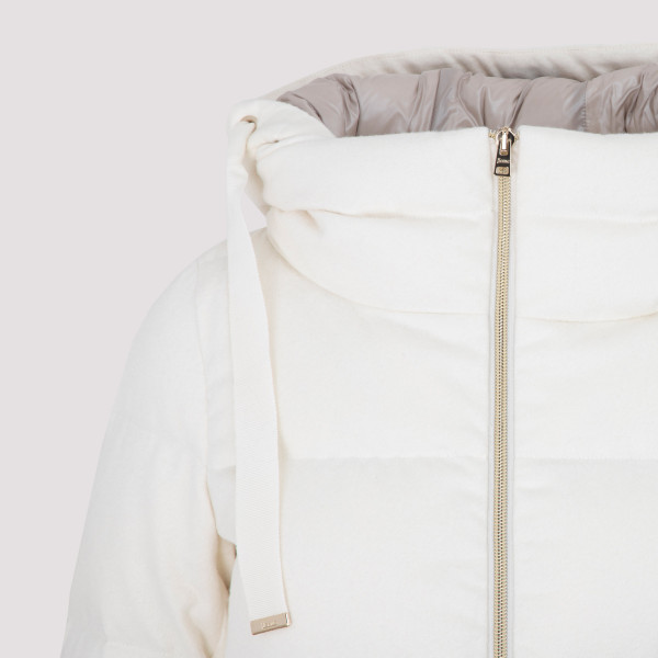 Herno Cashmere and Silk Down Jacket