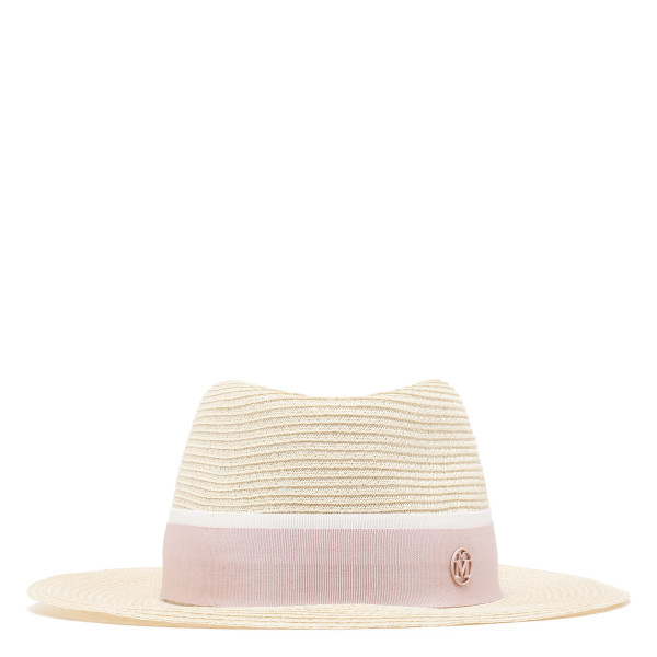 André straw hat