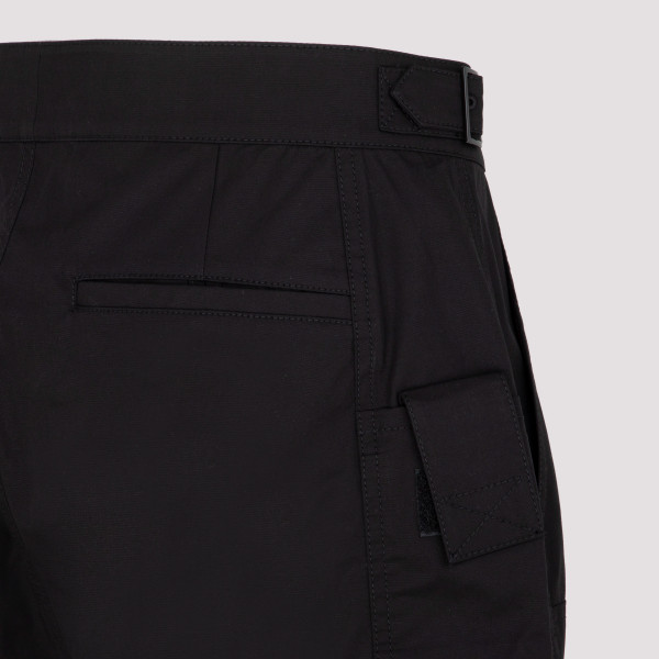 Juun J Two-Pleat Gurkha Shorts