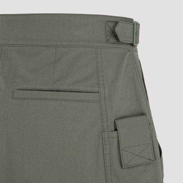 Juun J Cotton Gurkha Shorts