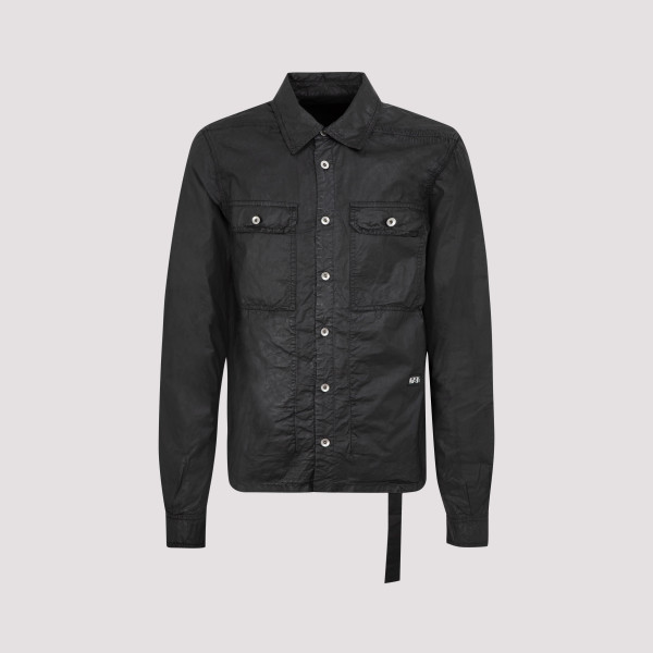 Rick Owens Cotton Outershirt