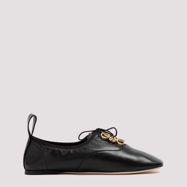 Loewe Anagram soft derby Shoes