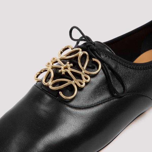 Loewe Anagram soft derby Shoes