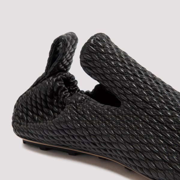 Bottega Veneta Leather Slipper Shoes
