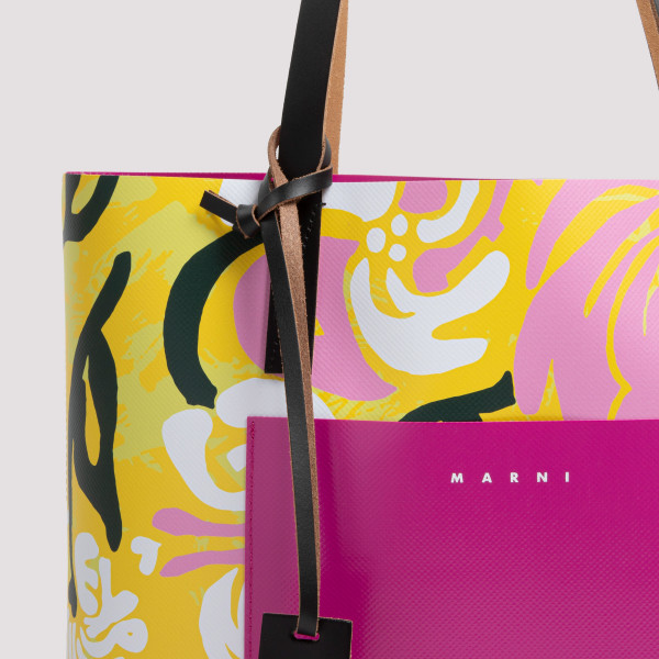 Marni Printed Shopping Bag