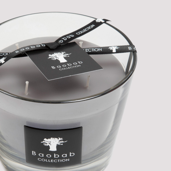 Baobab Collection White Rhino Candle Max10