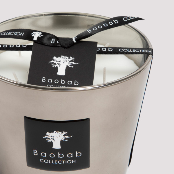 Baobab Collection Platinum Candle Max10