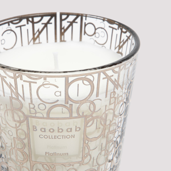 Baobab Collection My First Baobab Platinum Candle