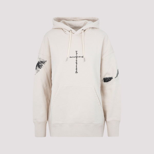 Givenchy Oversize Cotton Hoodie